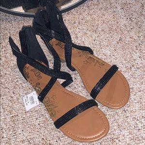 New w/ Tags, Brash Sandal - Size 8